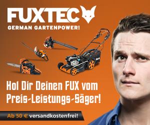 Fuxtec - der Preis-Leistungs-Säger!